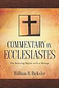 Commentary on Ecclesiastes