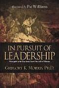 In Pursuit Of Leadership