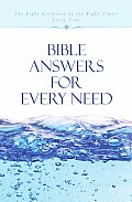 Bible Answers for Every Need (Inspirational Library)
