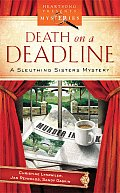 Death on a Deadline (Heartsong Presents Mysteries)