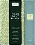 Closer to My Husband (Intimate Relationships Journals)