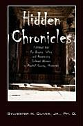 Hidden Chronicles: Published Ads on Buying, Selling and Recapturing Enslaved Africans in Marshall County, Mississippi
