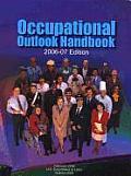 Occupational Outlook Handbook 2006 2007
