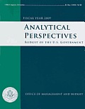 Analytical Perspectives: Budget of the United States Government, Fiscal Year 2009