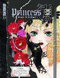 Princess AI Roses & Tattoos With 12 Pages of Full Color Stickers & 16 Mini Posters Pinups