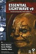 Essential Lightwave V9 the Fastest & Easiest Way To Master Lightwave 3D Cover