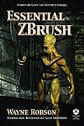 Essential ZBrush [With DVD]