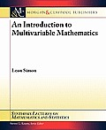 Introduction To Multivariable Mathematics
