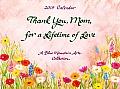 2015 Calendar: Thank You, Mom, for a Lifetime of Love