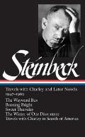 Library of America #170: John Steinbeck: Travels with Charley and Later Novels