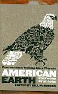 American Earth: Environmental Writing Since Thoreau Cover