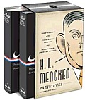 H.L. Mencken: Prejudices: The Complete Series