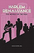 Library of America #217: Harlem Renaissance: Five Novels of the 1920s