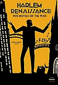Library of America #218: Harlem Renaissance: Four Novels of the 1930s