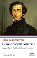 Alexis De Tocqueville Democracy in America