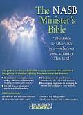 Minister's Bible-NASB