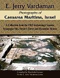 Photographs of Caesarea Maritima, Israel