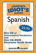 Complete Idiot's Guide to Spanish [With CDROM]