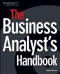 Business Analysts Handbook