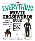Everything Movie Crosswords Book 150 A List Puzzles That Film Fanatics Will Love