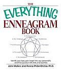 Everything Enneagram Book Identify Your Type Gain Insight Into Your Personality & Findsuccess in Life Love & Business