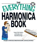 Everything Harmonica Book Learn the Basics & Play Your Favorite Songs With CD