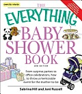 Everything Baby Shower Book Throw a Memorable Event for Mother To Be