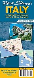 Rick Steves' Italy (Map) (Rick Steves)
