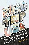 Road Trip USA: Cross-Country Adventures on America's Two-Lane Highways (Moon Handbooks Road Trip USA: Cross-Country Adventures on America's Two-Lane Highways) Cover