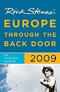 Europe Through The Back Door 2009