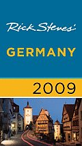 Rick Steves Germany 2009 with Foldout Color Map