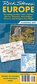 Rick Steves' Europe Map (Rick Steves)