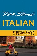 Rick Steves' Italian Phrase Book & Dictionary (Rick Steves' Phrase Books)