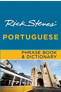 Rick Steves' Portuguese Phrase Book & Dictionary (Rick Steves' Phrase Books) Cover