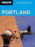 Moon Portland 1st Edition