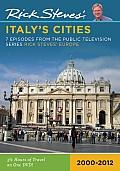 <![CDATA[Rick Steves' Italy's Cities DVD]]>