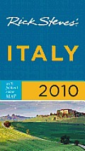 Rick Steves Italy 2010 With Map