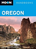 Moon Oregon (Moon Handbooks Oregon) Cover