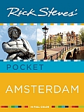 Rick Steves' Pocket Amsterdam [With Foldout Map] (Rick Steves' Pocket Amsterdam)