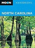 Moon North Carolina (Moon Handbooks North Carolina)