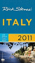 Rick Steves Italy 2011 with map