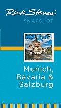 Rick Steves Snapshot Munich Bavaria & Salzburg 2nd Edition