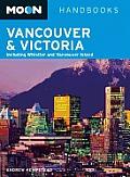 Moon Vancouver & Victoria 5th Edition