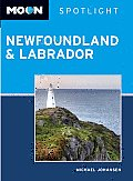 Moon Spotlight Newfoundland and Labrador (Moon Spotlight Newfoundland & Labrador)