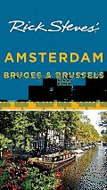 Rick Steves Amsterdam Bruges & Brussels 2011 8th edition