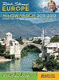 Rick Steves' Europe 10 New Shows DVD 2011-2012 Cover