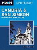 Moon Spotlight Cambria and San Simeon
