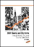 2007 County and City Extra: Annual Metro, City, and County Data Book