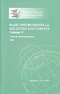 Wto Basic Instruments & Selected Documents (Wto Bisd) (Protocols, Decisions, Reports 2003)