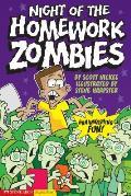 Night of the Homework Zombies: School Zombies